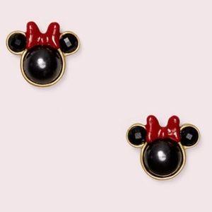 kate spade Jewelry - 🆕 Kate Spade x Disney Minnie Mouse Stud Earrings